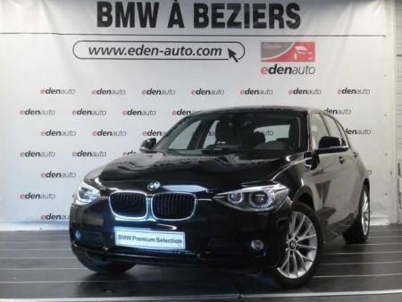 Bmw 116 116d 116ch Executive 5p