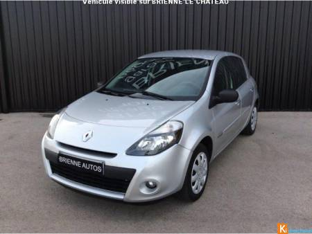 Renault CLIO 1.5 Dci - 75 Euro 5  Iii  Expression Clim