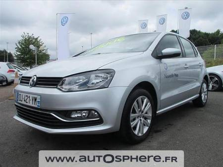 Volkswagen Polo 1.4 TDI 75ch BlueMotion 5p