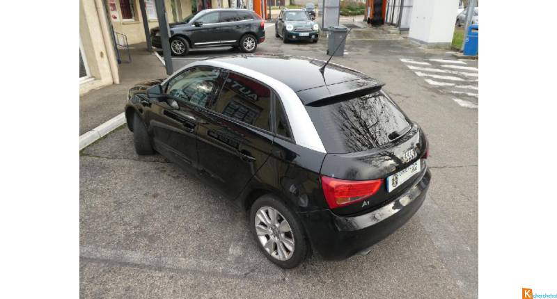 Audi A1 Sportback 1.6 Tdi 90ch  Ambition Luxe