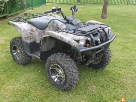 GRIZZLY 700 HOMOLOGUE,4x4 IRS, EFI, EPS