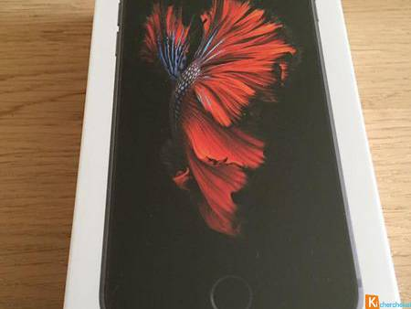 Iphone 6s noir 16GO sous blister