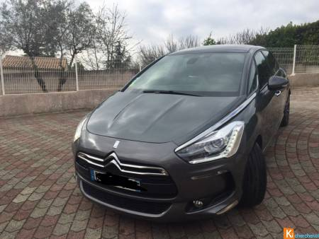 DS 5 SO CHIC HDI 163 + OPTIONS 1ère Main