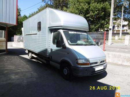 Renault master assistance amenager rallye / autre