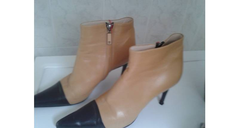 0dbfe5feaddf BOTTINES CHANEL TAILLE 39 Paris 75004 Vente Chaussures occasion pas ...