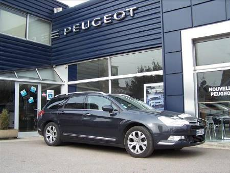 Citroen C5 2.0 HDi140 FAP Exclusive
