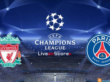 Champions League: Billet PSG - LIVERPOOL