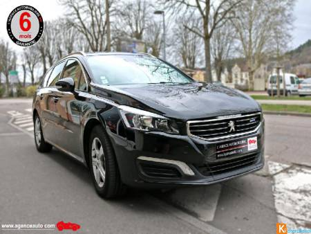 Peugeot 508 SW BUSINESS 508 Sw 2.0 150ch Business Pack
