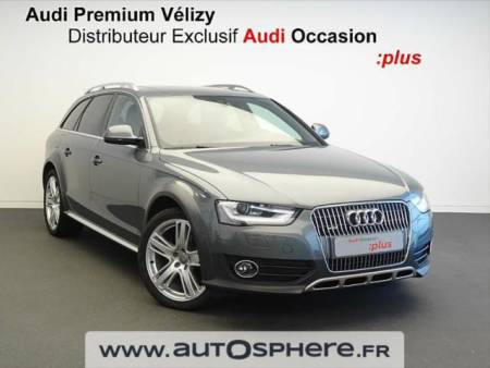 Audi A4 allroad 2.0 TDI 177ch Ambition Luxe qu