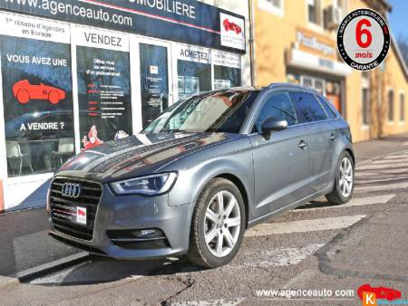 Audi A3 Sportback 2.0 Tdi 150ch Ambition Luxe S Tronic 6