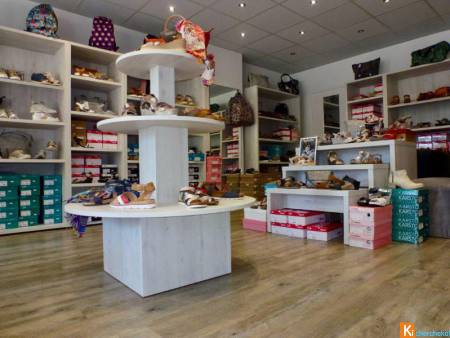 Vente Commerce Chaussures LANESTER