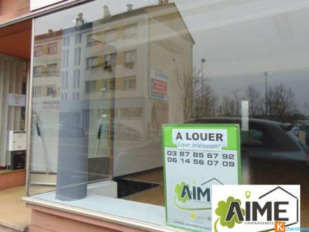 Local commercial au centre ville - Forbach