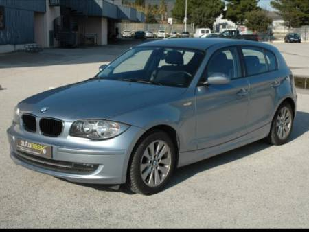 Bmw 118  143 CONFORT 5 PTES
