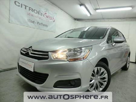 Citroen C4 1.6 HDi 90 FAP Business
