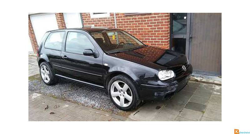 belle VW golf 4