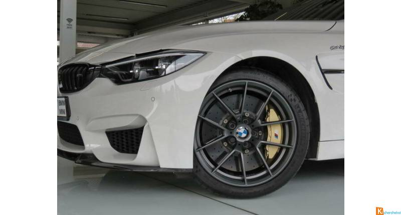 BMW M4 CS Coupe DKG