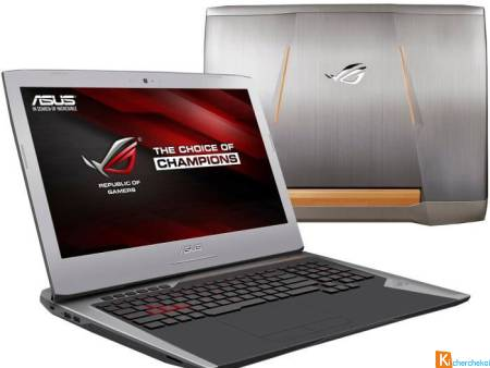 PC Asus ROG G752VS BA241T