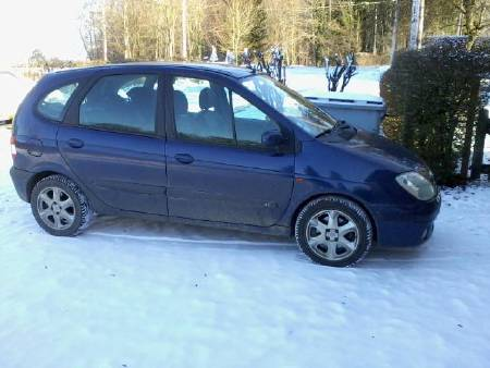 Renault scenic 1 phase 2