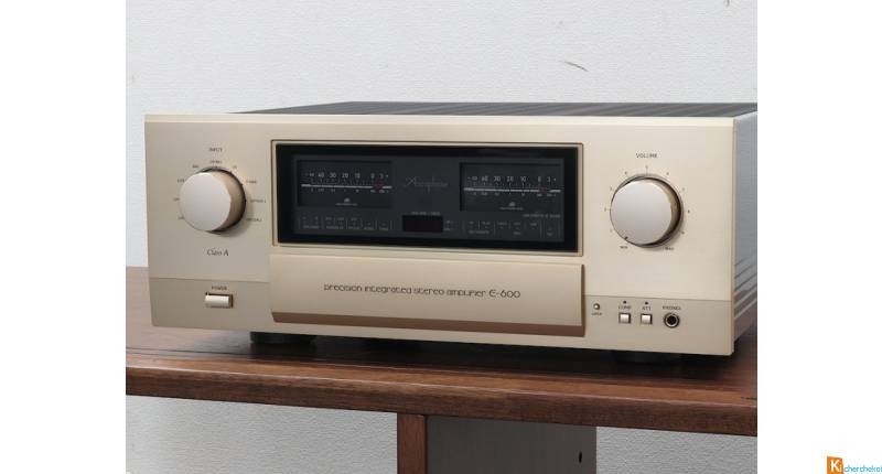 Accuphase E-600 amplificateur