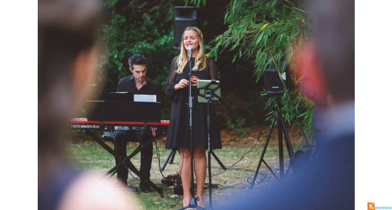animation mariage groupe musique