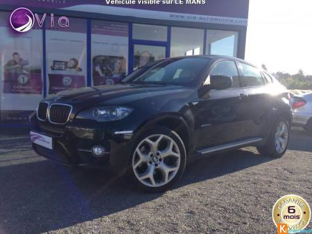 Bmw X6 Xdrive30d 235ch Exclusive A