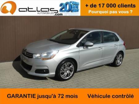 Citroen C4 1.6 E-HDI 115 FAP COLLECTION + GPS