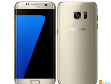 Samsung Galaxa S7 Edge - 32Go - Or