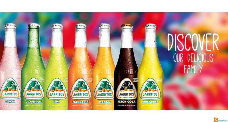 Soda mexicain Jarritos