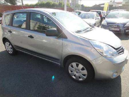 Nissan Note 1.5 DCI90 VISIA