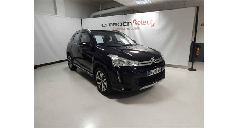 Citroën C4 aircross e-HDi 115 4x2 Collection