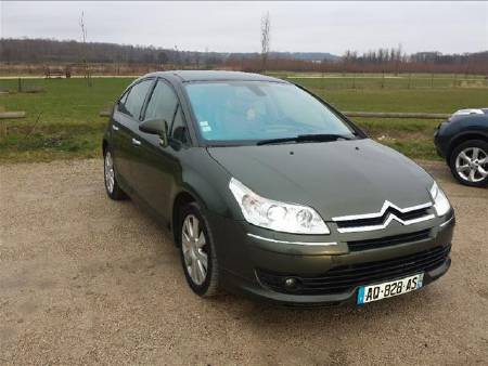 CITROEN C4 C4 - 2.0 HDi138 FAP Exclusive