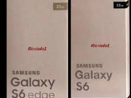 lots iphone6 et galaxy s6 edge