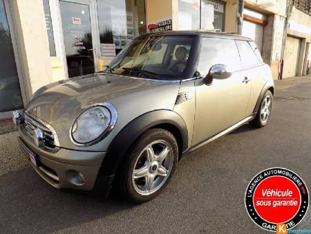 Mini Mini Cooper One D 1.6l 110  + Full Option