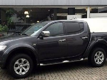Mitsubishi L200 Pick Up 4x4 DPF Intense Double Cab