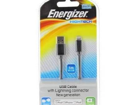 CABLE ENERGIZER IPHONE 5