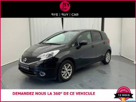 Nissan NOTE 1.2 - 80  2013 N-connecta