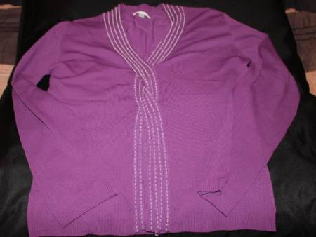 PULL FEMME TAILLE 46 1.2.3