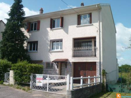 SPACIEUX APPARTEMENT F4 A XEUILLEY (15 MN NANCY-SUD)