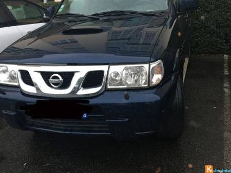 Voiture Nissan Terrano Occasion
