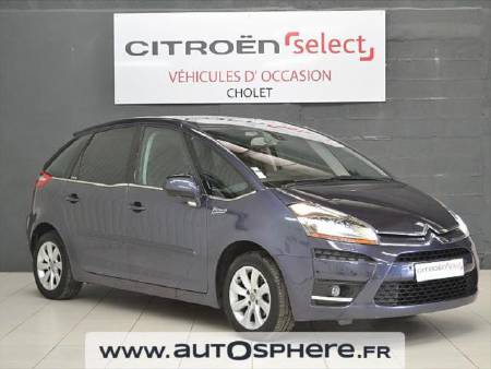 Citroen C4 picasso 1.6 HDi110 FAP Exclusive