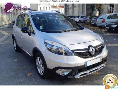 Renault SCENIC Xmod 1.5  Bose