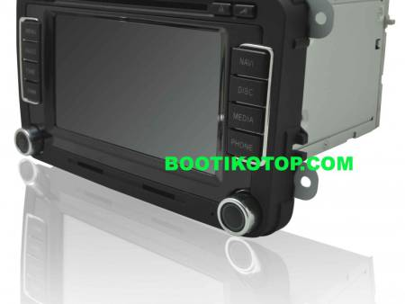 Autoradio GPS,Bluetooth,VW,Tiguan,Touran,Golf +