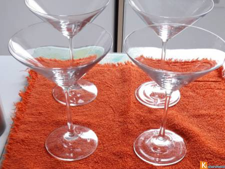 Coupe a cocktail