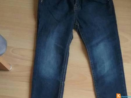 jeans fille 5 ans