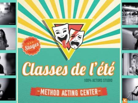 CLASSES de l'ÉTÉ - Method Acting Center