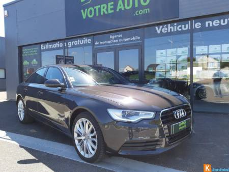Audi A6 2.0 TDI 170ch DPF Ambition Luxe berline, g