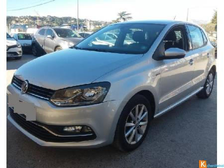 Volkswagen POLO 1.2 Tsi 90 Bluemotion Technology Série Spéciale Lounge