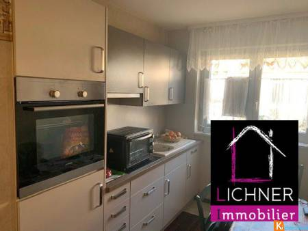 Appartement au RDC - Stiring-Wendel
