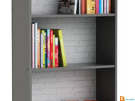 BIBLIOTHEQUE NEUVE 5 NICHES WALL 169 CM
