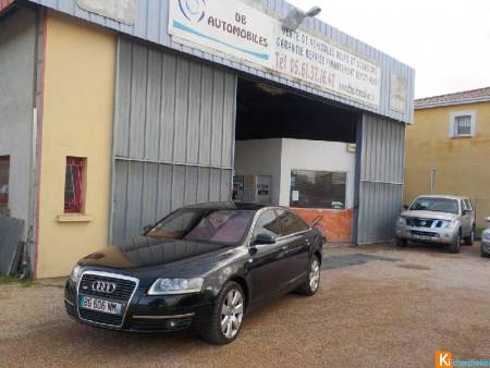 Audi A6 4.2 V8 335ch Ambition Luxe Quattro Tiptronic